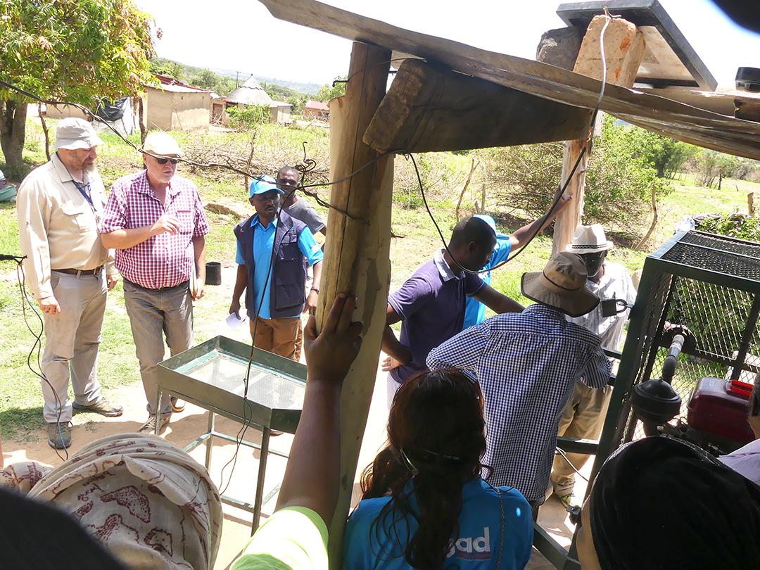 Zimbabwe Agriculture Growth Programme (ZAGP)