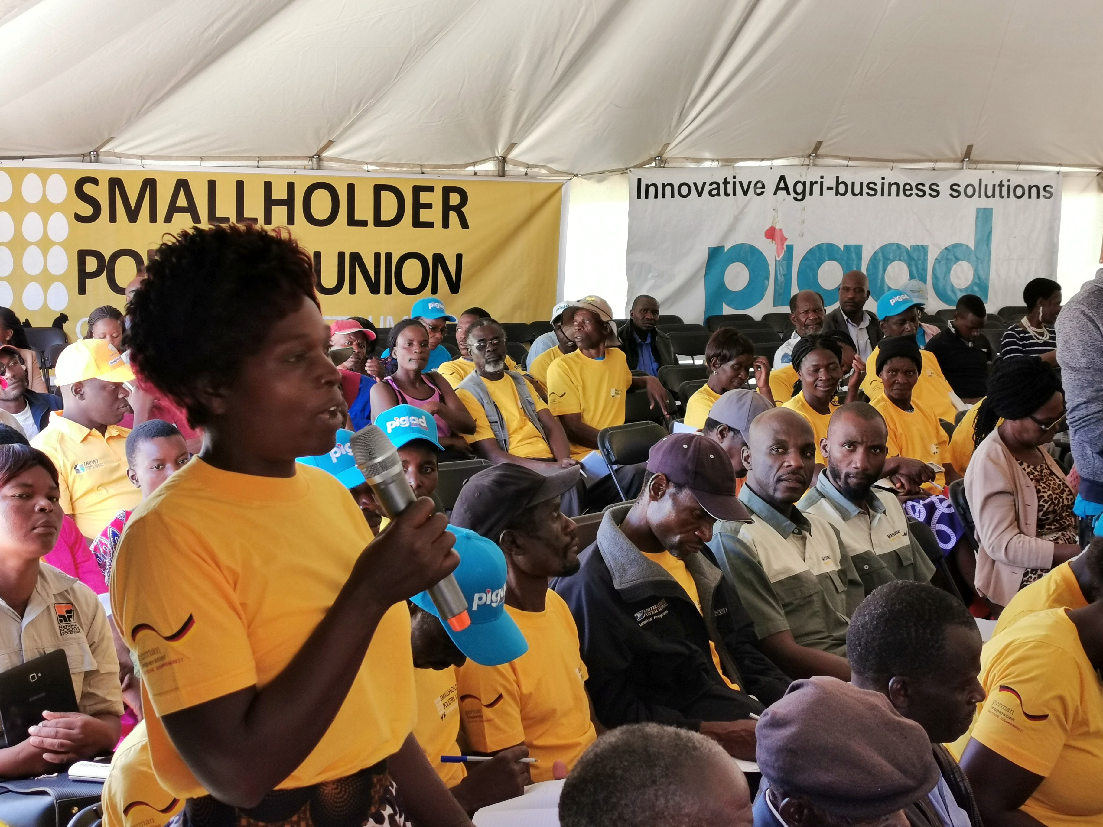 Smallholder Poultry Conference, a success!!