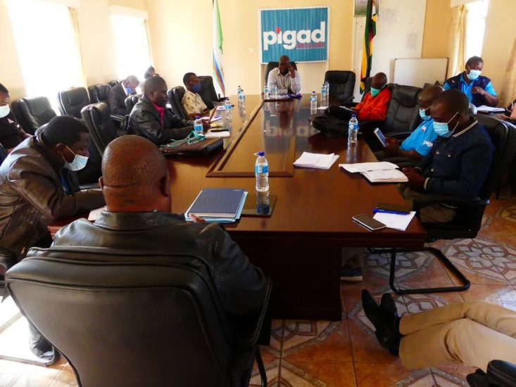 pigad granted authority to operate in Manicaland