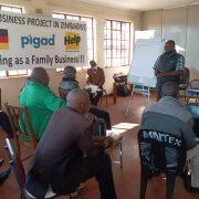 Training of Trainers for Boschvelds chicken rearing underway in Manicaland