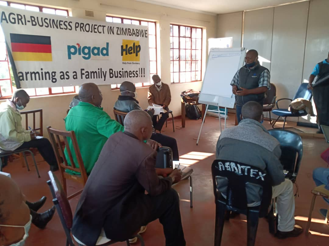 Training of Trainers for Boschvelds chicken rearing underway in Manicaland
