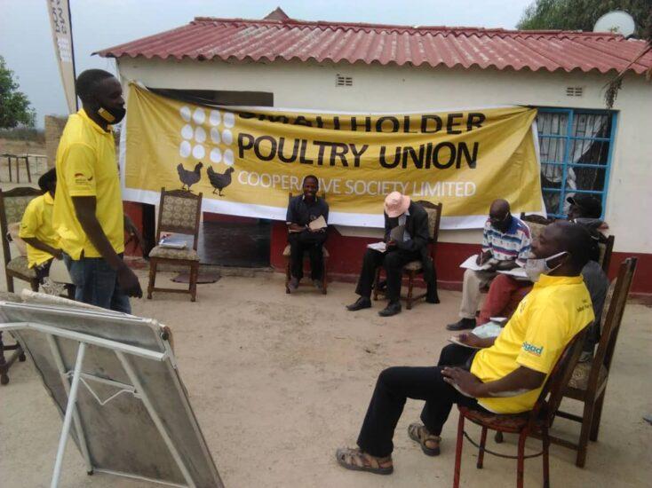 Poultry Union Board tour several farmer marketing associations