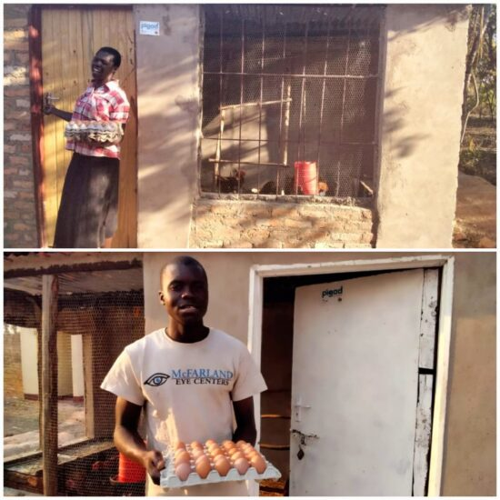 Agribusiness project now up and running